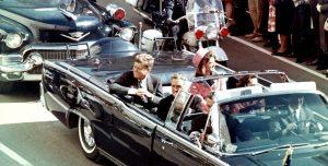 Σαν σήμερα 22 Νοεμβρίου: δολοφονείται ο 35ος πρόεδρος των Ηνωμένων Πολιτειών – Τζον Φιτζέραλντ Κένεντι
