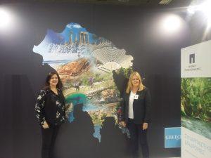 Η Περιφέρεια Πελοποννήσου «ταξίδεψε» στην 34η Διεθνή Έκθεση Τουρισμού Philoxenia