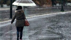 Βροχές & Καταιγίδες σε πολλές περιοχές για 31-1-2019