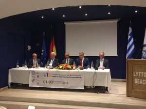 Ο Πέτρος Τατούλης στην 8η Διάσκεψη της Ελληνογερμανικής Συνέλευσης στη Χερσόνησο της Κρήτης