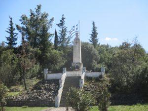 Αφιέρωμα στην εκτέλεση των 118 στο Μονοδένδρι Λακωνίας