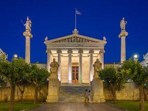 Σαν σήμερα 16 Δεκεμβρίου: εγκαινιάζεται η Ακαδημία των Αθηνών – ο Φιντέλ Κάστρο μπαίνει στο βιβλίο Γκίνες