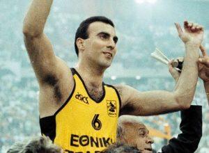 Σαν σήμερα 2 Δεκεμβρίου: ο Νίκος Γκάλης κάνει το ντεμπούτο του στο ελληνικό μπάσκετ
