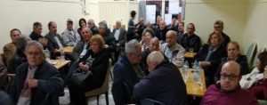 Εγκαινιάστηκαν τα γραφεία του Σωματείου Συνταξιούχων ΙΚΑ – ΕΦΚΑ Λακωνίας!