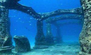 Η παλαιότερη βυθισμένη πόλη του κόσμου στην Λακωνία