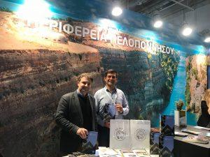 Επιτυχημένη συμμετοχή του Δήμου Σπάρτης στην 5η Athens International Tourism Expo