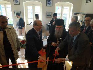Εγκαινιάστηκε το ΚΑΠΗ Καρυών & η Βιβλιοθήκη στο Καστόρι