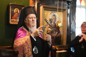 Οικουμενικός Πατριάρχης : ακραία απόφαση της Εκκλησίας της Ρωσίας να διακόψει με το Οικουμενικό Πατριαρχείο