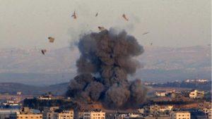 Σαν σήμερα 27 Δεκεμβρίου : αιματηρή αεροπορική επιδρομή του Ισραήλ στη Γάζα