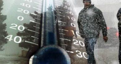 Κακοκαιρία με βροχές και χιονοπτώσεις από το Σάββατο 4.4.2020