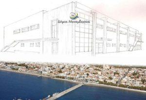 Ανέγερση κλειστού γυμναστηρίου στη  Νεάπολη