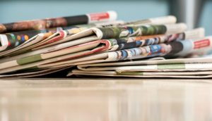 Κυριακάτικες εφημερίδες 30-12-2018