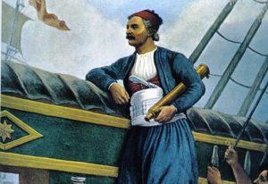 Σαν σήμερα 7 Ιανουαρίου: ο Αντρέας Μιαούλης μπαίνει στο Μεσολόγγι – τα πρώτα ελληνικά τμήματα  αποβιβάζονται στην Οδησσό