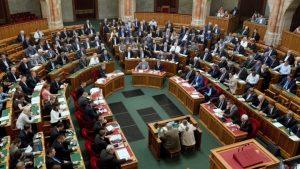ΠΓΔΜ: Ξεκινά στην Ολομέλεια η συζήτηση για αναθεώρηση του Συντάγματος βάσει της Συμφωνίας των Πρεσπών