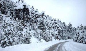 Νέα επιδείνωση του καιρού με πυκνές χιονοπτώσεις