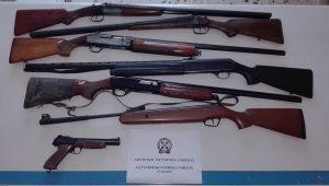 Λακωνία. Συνελήφθη ένα άτομο για όπλα