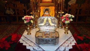 Υποδοχή ιερού λειψάνου Αγίου Λουκά του Ιατρού στην Ιερά Μητρόπολη Μάνης