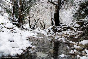 Επιδείνωση του καιρού με κύρια χαρακτηριστικά τις χαμηλές θερμοκρασίες & τις κατά τόπους πυκνές χιονοπτώσεις