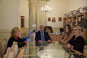 Τις υποψηφιότητες των κ.κ Κλειώ Κορώνη, Κατερίνα Μπερδούση και Έλενα Τσουμπλέκα για την Αρκαδία ανακοίνωσε ο Πέτρος Τατούλης