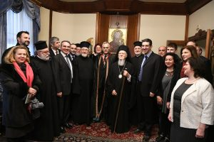 Οικουμενικός Πατριάρχης: «Αντιπαρερχόμεθα τις ύβρεις και τις βαριές εκφράσεις »