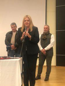 Κοπή Πρωτοχρονιάτικης Πίτας των Υπαλλήλων της ΠΕ Λακωνίας