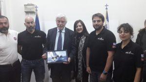 Στήριξη της Περιφέρειας του ναυταθλητικού προφίλ της Καλαμάτας, της Μεσσηνίας και της Πελοποννήσου