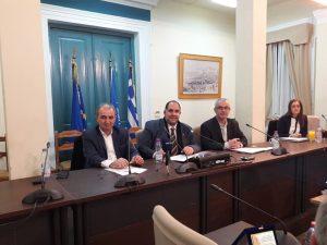 Διευρυμένη συνεδρίαση του Ο.Ε.Σ.Π.&ΝΔ.Ε. στην Σπάρτη