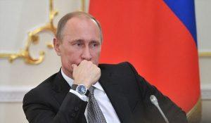 """Βλαντιμίρ Πούτιν """"η Συμφωνία των Πρεσπών επιβάλλεται από εξωτερικές πιέσεις"""""""