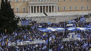 Ανακοίνωση της ΕΛ.ΑΣ για το συλλαλητήριο & τα επεισόδια στην Αθήνα