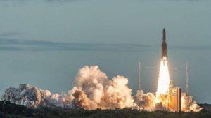Με επιτυχία εκτοξεύτηκε ο ελληνικός δορυφόρος Hellas Sat 4