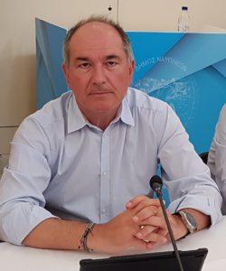 Παπαγγελόπουλος: μετά την παραίτηση Δέδε ξεκίνησαν τα έργα στην Κορινθία