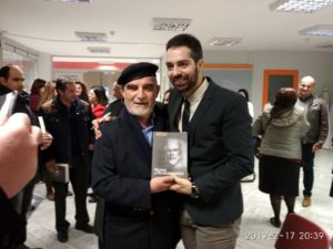 Παρουσίαση βιβλίου «Πέτρος ο Πελοποννήσιος» στη Σπάρτη