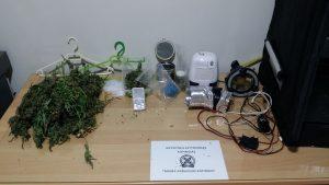 Κορινθία: σύλληψη 32χρονου για ναρκωτικά