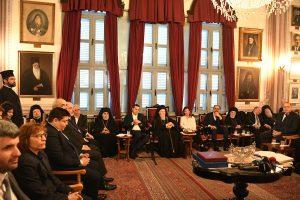 Συνάντηση Βαρθολομαίου – Τσίπρα στην Χάλκη