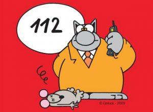 Παγκόσμια ημέρα του 112 της έκτακτης τηλεφωνικής γραμμής