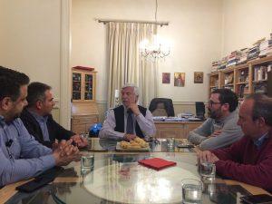 Συνεργασίες επιμελητηρίων Περιφέρειας με την Περιφερειακή Τράπεζα Πελοποννήσου