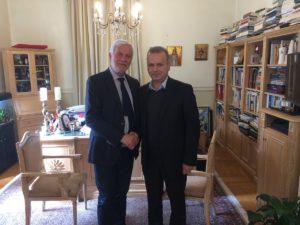 Υποψήφιος Περιφερειακός Σύμβουλος Μεσσηνίας ο Ηλίας Γεωργόπουλος