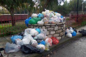 Πόλεμος μεταξύ Νικολάκου και Νίκα για τα σκουπίδια