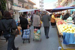 Φήμη για απόρριψη της μετακίνησης λαϊκής αγοράς Σπάρτης