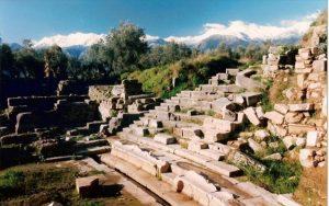 Ανακήρυξη 2019 ως «Ετους Αρχαίου Θεάτρου Σπάρτης»