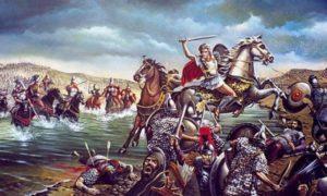 Σαν σήμερα 1 Απριλίου: ο Μέγας Αλέξανδρος διαβαίνει τον Ελλήσποντο