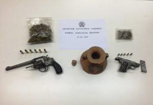 Λακωνία. Συνελήφθη 71χρονος για κατοχή αρχαίων αντικειμένων