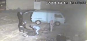 Κλοπή σε αποθήκη καλωδίων στο Βλαχιώτη Λακωνίας