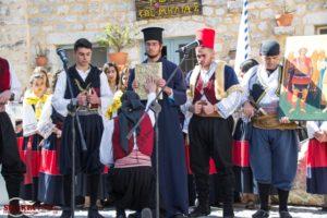 Ο Όρκος των Μανιατών στην Αρεόπολη