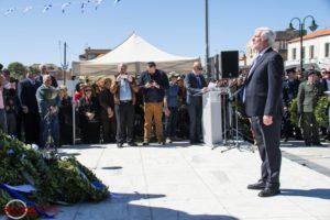 """Π.Τατούλης """"Προετοιμαζόμαστε για τον εορτασμό των 200 χρόνων από την Ελληνική Επανάσταση"""""""