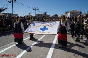 Ξεχωριστές εκδηλώσει στην Πελοπόννησο για την επέτειο των 200 χρόνων