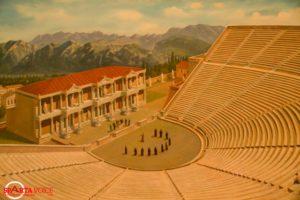 Συνάντηση με θέμα την αποκατάσταση του Αρχαίου Θεάτρου Σπάρτης