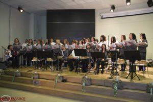 Εκδήλωση παραδοσιακών τραγουδιών στο Διοικητήριο Λακωνίας (photo-video)