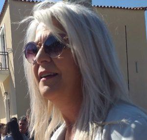 Υποψήφια Περιφερειακή Σύμβουλος η Άννα Νικολαϊδου στη Λακωνία