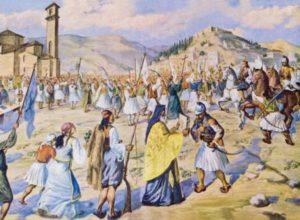 Σαν σήμερα 23 Μαρτίου : η απελευθέρωση της Καλαμάτας